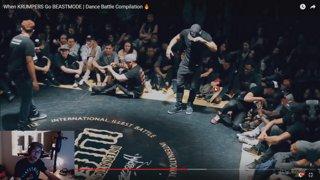 Craziest Dance Battles? - New !YOUTUBE video !social