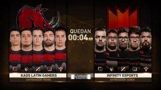 INF vs KLG - Final Latinoamérica Movistar - Part 1