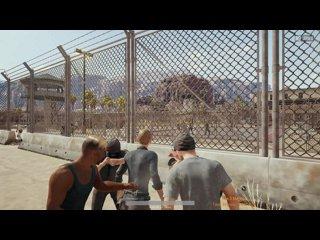видео: 1vs4 one vs squeads 18kills solo play #1