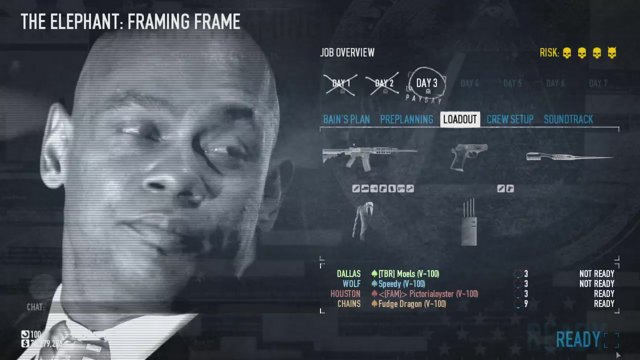 Speedyck - Deathwish Framing Frame Day 3 Stealth - Twitch