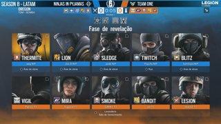 Highlight: PRO LEAGUE Season 8 Latam - Team One vs NIP