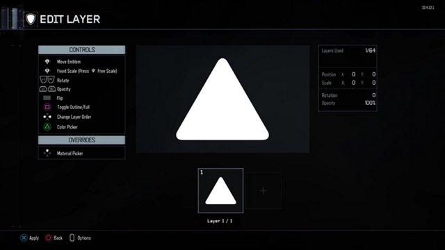 Black Ops 3 Sasuke Mangekyou Sharingan Emblem
