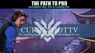 Highlight: Path to Pro: How to get involved in Esports with Curryshot