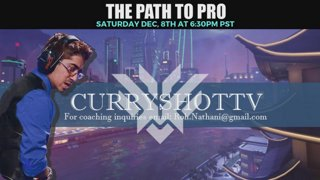 Path to Pro: How to get involved in Esports with Curryshot