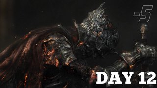 Highlight: Day 12 of Dark Souls Playthrough
