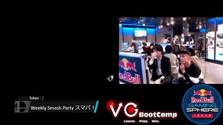 Japan Smash Ultimate Tournament - SHI | Abadango (MK, Inkling) Vs. SST | Yamanyon (ZSS) SSBU Winners Bracket