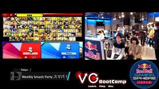 Japan Smash Ultimate Tournament - GW | Zackray (Wario) Vs. Fuwa (Pichu) SSBU Winners Bracket