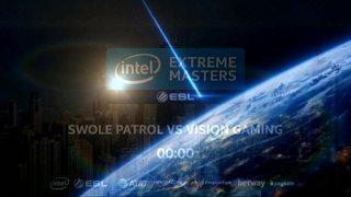 CS:GO - Swole Patrol vs. Vision Gaming [Nuke] Map 1 - LB Ro4 - IEM Chicago 2018 NA Closed Qualifiers