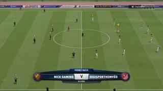 DIGIeSport - FIFA 19 Konzolvilág Kezdőrúgás Kupa 09 26  - Twitch