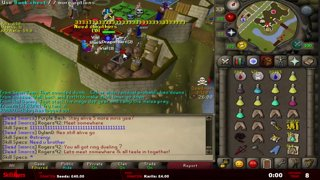 Skill Specs 30 Minute tank test vs ROT