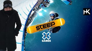 Do you want to kill a snowman? Steep X Games!