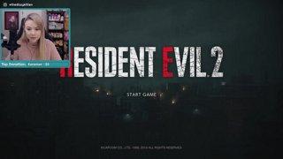 Resident Evil 2 (part 3)