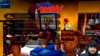 Banjo-Kazooie - Part 1