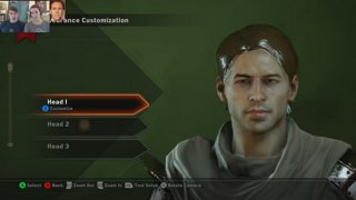 Dragon Age Inquisition: Character Creation