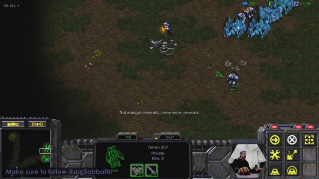 Starcraft remastered build order terran