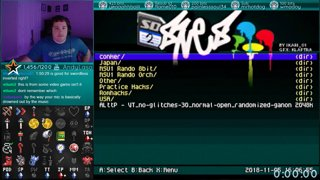 A Link to the Past | EASY TRIFORCE HUNT ALMOST WR
