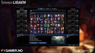 Telenorligaen: Vår 2016 - League of Legends - Runde 1 - Riddle EK vs. Celestial Gaming - Kamp 2
