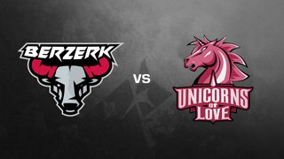 CS:GO - Berzerk vs Unicorns of Love - ESL Frühlingsmeisterschaft 2019 - Tag 2 - Overpass