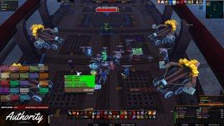 Raid Kill: <Authority> Heroic Jaina - Prot Warr POV