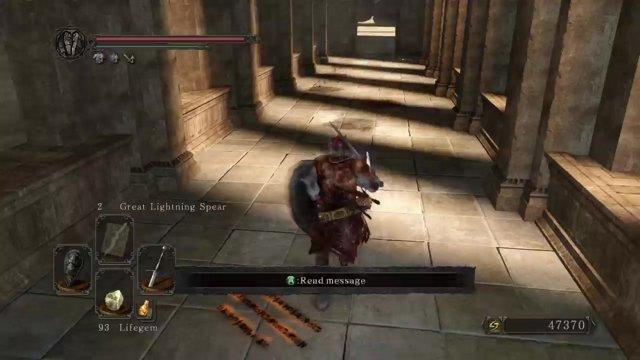 jokerfox dark souls ii dragon shrine meeting the ancient