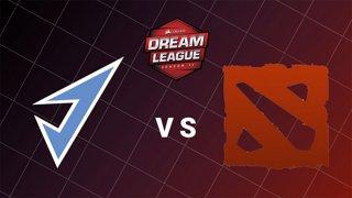 Flying Penguins  vs J.Storm - Game 1 - MAJOR Qualifiers - CORSAIR DreamLeague Season 11