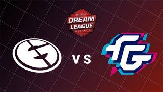 Forward Gaming  vs Evil Geniuses - Game 2 - MAJOR Qualifiers - CORSAIR DreamLeague Season 11