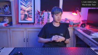 2/8/2019: announced Ray Chen and Freddie Wong - card tricks with Lily