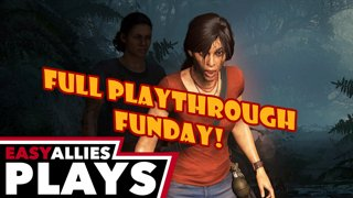 Blood and Huber Play Uncharted: The Lost Legacy - Full Playthrough Funday