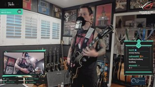 Matt Heafy [Trivium] | The ok-est gamer on twitch/ The decent-est singer-guitarist though