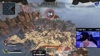 Viss and Dr Disrespect Shred Armed and Dangerous Apex Legends!