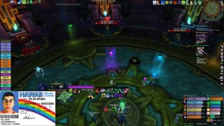 Msll <Twisted Vortex> Mythic Conclave of the Chosen (DH PoV)