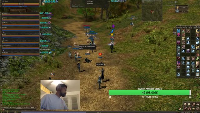 Highlight: Lineage 2 Classic: No deaths?? Not so tough now