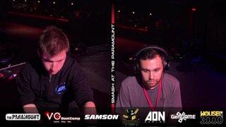 Smash at the Paramount SSBU - MTS | Suarez (Yoshi) Vs. NickC (Falcon) Smash Ultimate Tournament Losers Quarters