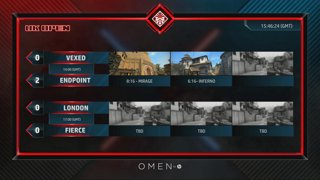 OMEN UK OPEN - Day 1 - Semi Finals