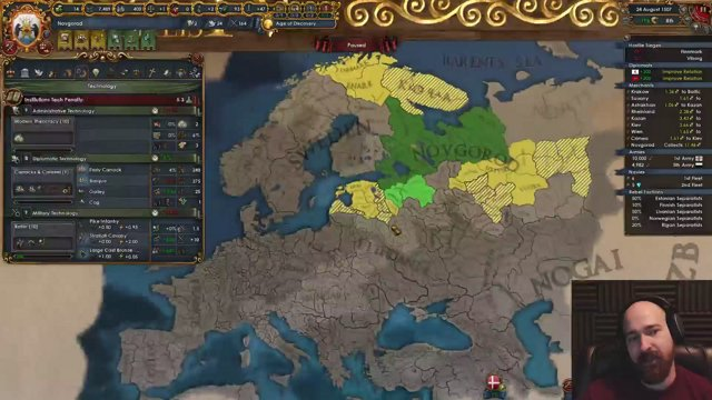 Highlight: (Mar 22) Novgorod Frozen Assets Achievement Run (Vanilla 1 28 3)  (Back from Vacation!)