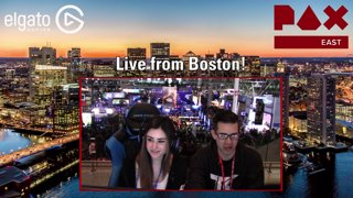 Live at PAX East 2017!