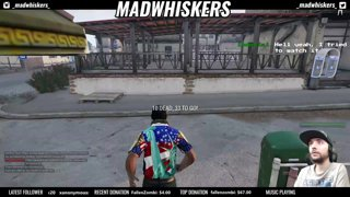 MadWhiskers - One Punch Kill GTA V - Twitch