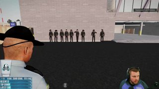 First Police Academy