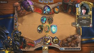 Hearthstone Arena: Spell Mage Burns his way to the top