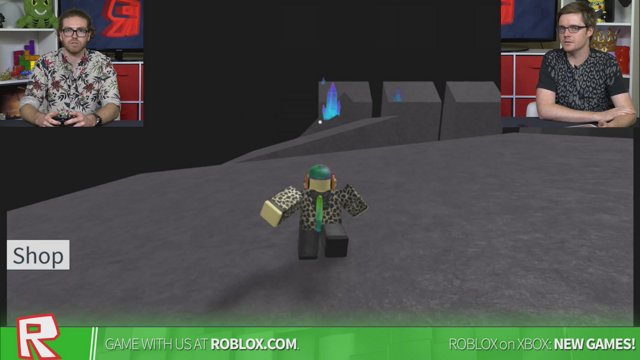 ROBLOX on Xbox One - New Game Stream