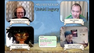 Highlight: Numenera: Untold Legacy 1 Highlight