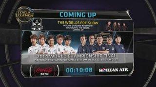2014 Worlds Final - Samsung White vs. Star Horn Royal Club - 10/18/14 (Cut)