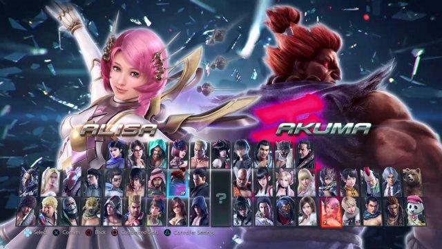 9 Tekken 7: ROX | Chanel vs. Kanga | Heera - Rox N Roll Dubai 2019 - Losers Finals