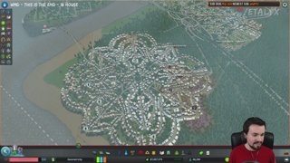 Destroy Poop Dam, Destroy City - Cities: Skylines