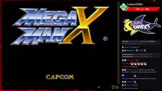 Game Sharks S2 - Challenge 6: Mega Man X