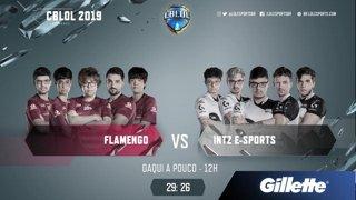 CBLoL 2019: 2ª Etapa - Grande Final | Flamengo x INTZ