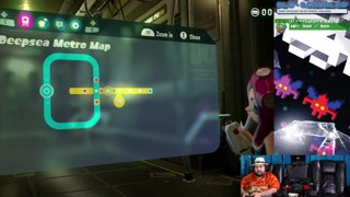 Furluge Splatoon 2 Octo Expansion Far Out Station Twitch