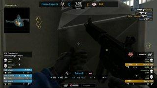 [Counter-Strike] CeX vs Fierce Esports - Nuke - ESL Premiership Winter 2018 - Playoffs Round 2