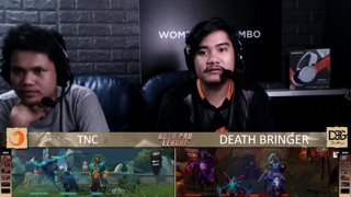 [FIL] TNC vs DBG | Game 1 | Asia Pro League | Semi Finals | Group Stage | by Loot.bet