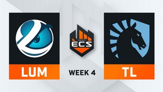 Luminosity vs Liquid - Map 1 - Inferno (ECS Season 7 - Week 4 - DAY3)